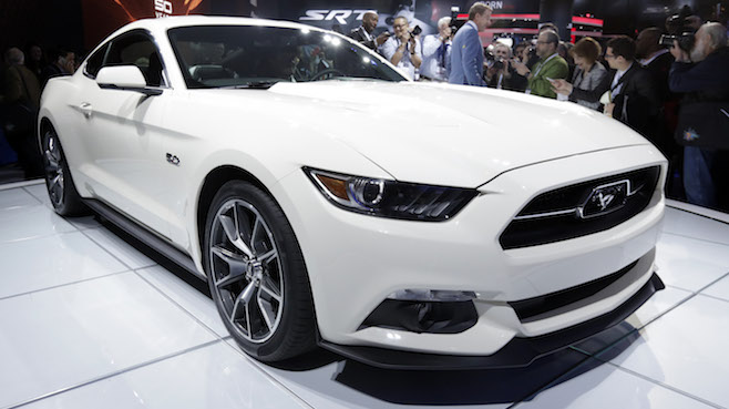 2015 Ford Mustang 50 Year Limited Edition_27381