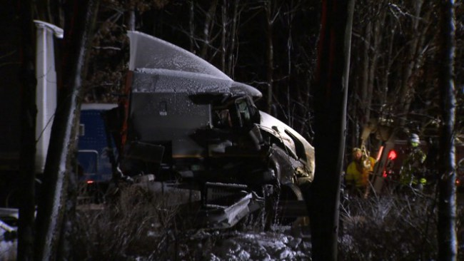 Crash on I-80 in Clarion County_24804