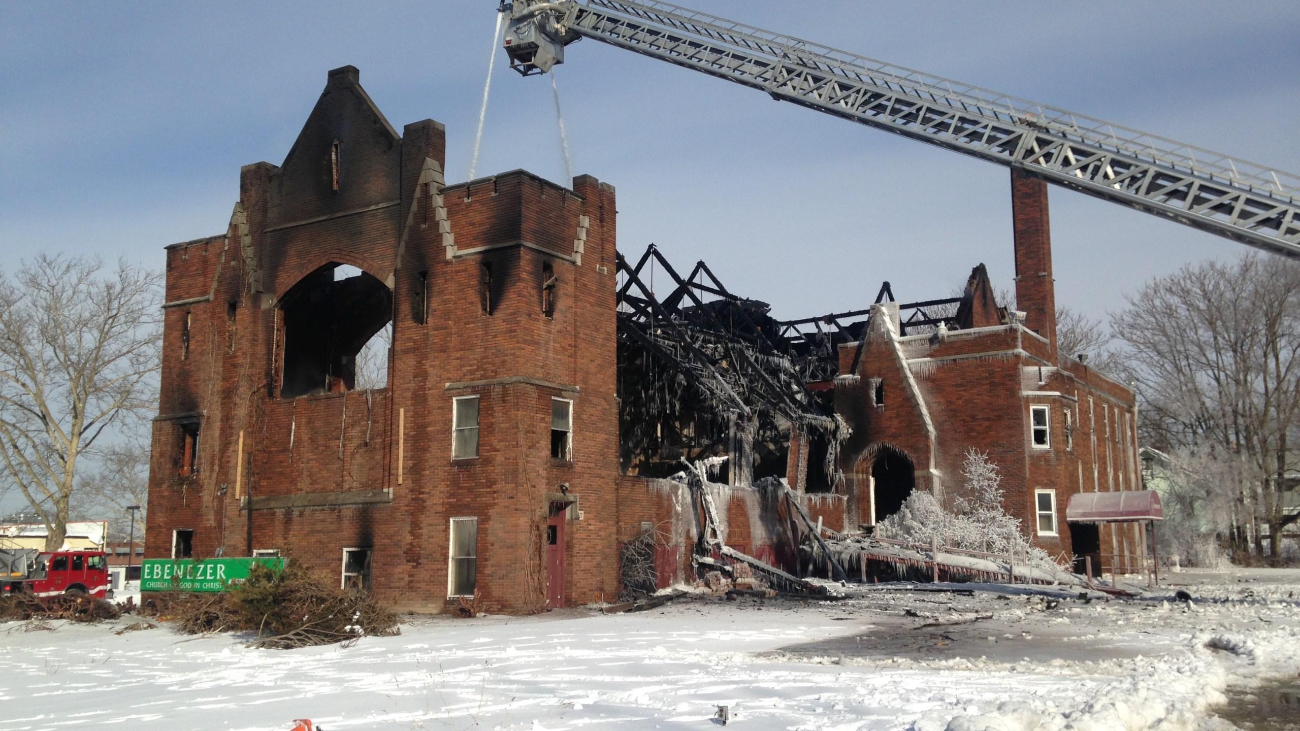 Fire guts church_32708