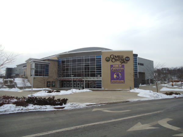 Youngstown seeking architect for land next to Covelli Centre_32238