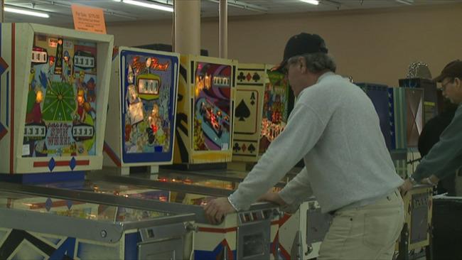 Ohio Pinball Show in Niles_34793