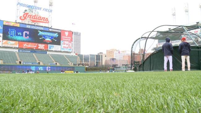 Cleveland Indians vs. Detroit Tigers_37206
