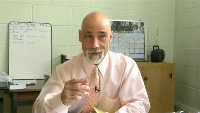 Summit Academy Warren principal James Padula_36661