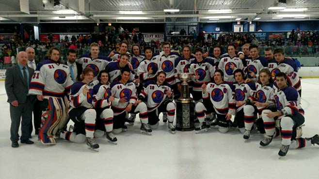 Youngstown Phantoms clinch share of Anderson Cup_37069