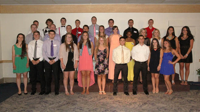 Student Athlete of the Week Class of 2014-2015_41922