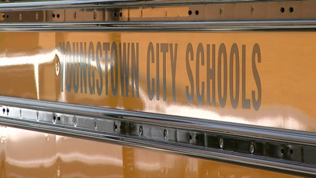 Youngstown City Schools bus_41918