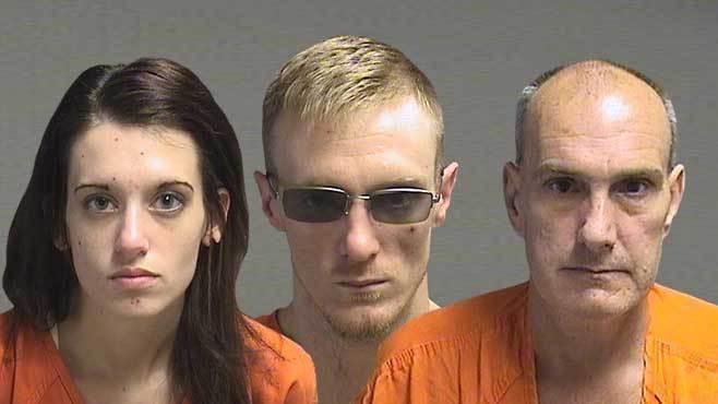 Bethany Devine, William Watt, Bradley Pitts Boardman, Ohio meth_42735