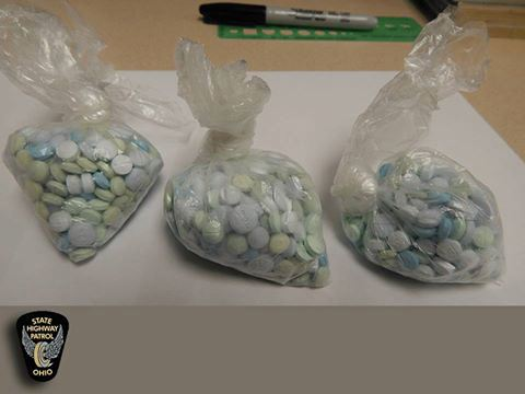 An oxycodone bust by the State Highway PAtrol_45915
