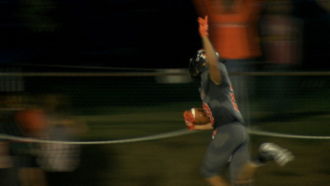 Howland Tigers high school football 8_28_50042