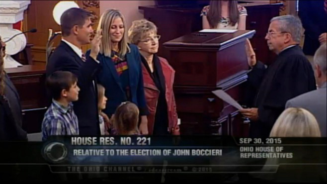 Boccieri sworn in as House Representative_53304
