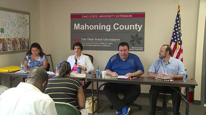Mahoning commissioners hold meeting to mark fair opening_50480