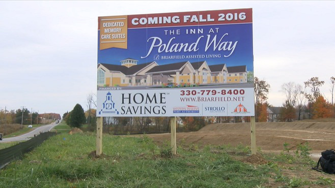 Ground broken for assisted living complex in Poland_56350