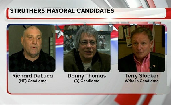 Struthers mayoral candidates talk to WYTV about election_56489