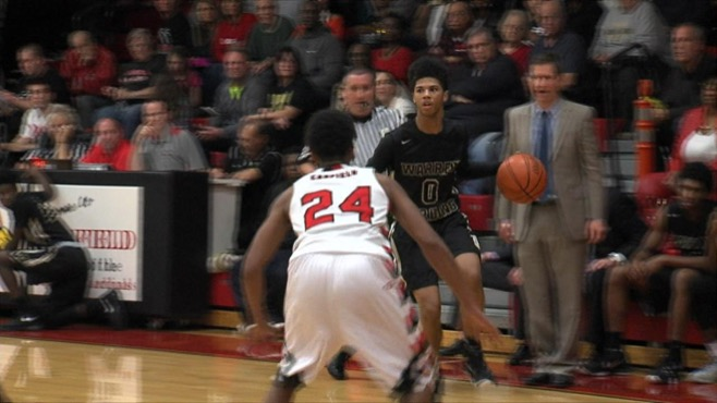 Harding blows by Canfield with balanced attack_61342