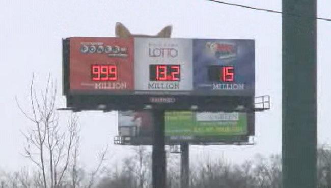 Billion-dollar jackpot a problem for electronic billboards_64018