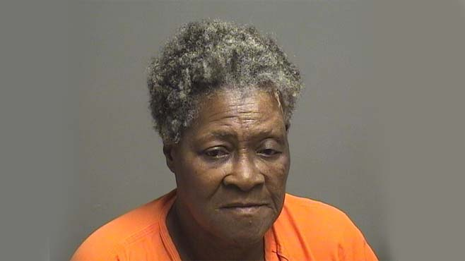 Ada Irby is charged with four counts of felony drug possession_71984
