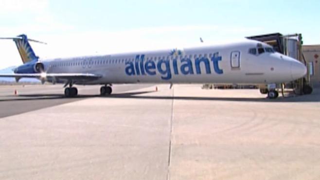 Allegiant Airlines airplane_70300