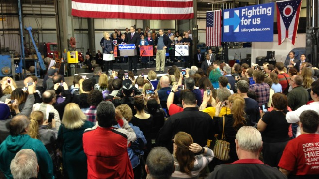 clinton rally youngstown 8_70841