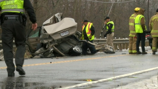 Columbiana Co., sheriff's dispatcher sued in relation to fatal crash_71286