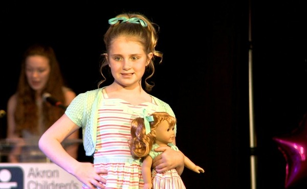 Doll fashion show raises money for Akron Children's_69976