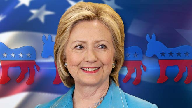 Hillary Clinton, presidential candidate_70592