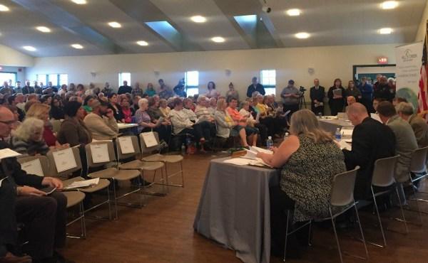 Mill Creek Park Board meeting_71008