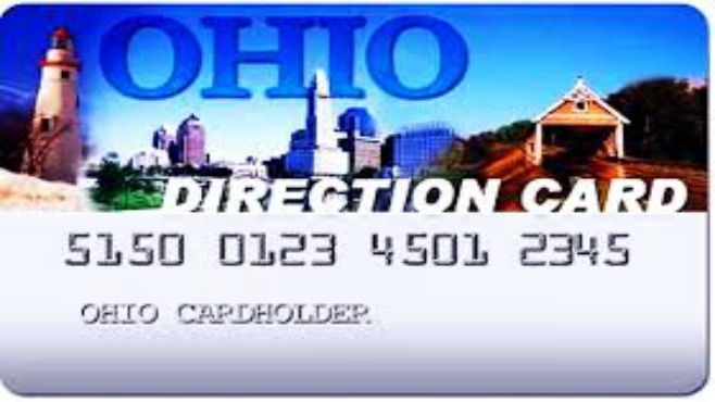 Ohio Direction food stamps card_71894