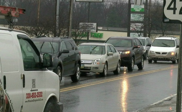 Highway Patrol warns Ohio drivers of law they may not remember_70590