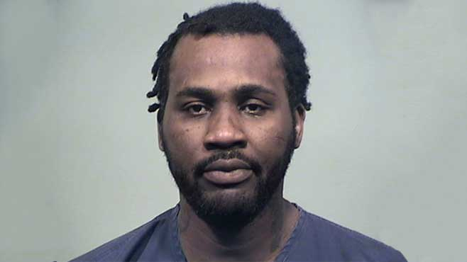 Marvin Jules, 33, charged with felonious assault in the shooting of a Masury woman._73193