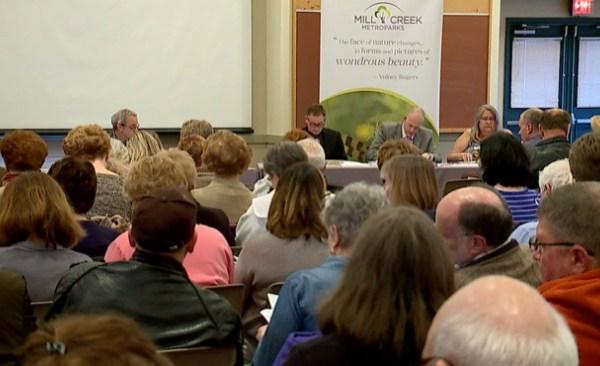 Mill Creek Park Board meeting_73718