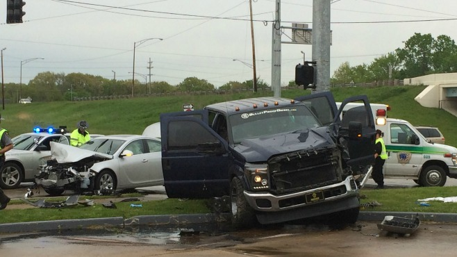 Police chase crash_79064