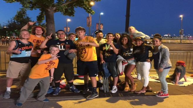 Cleveland fans_83614