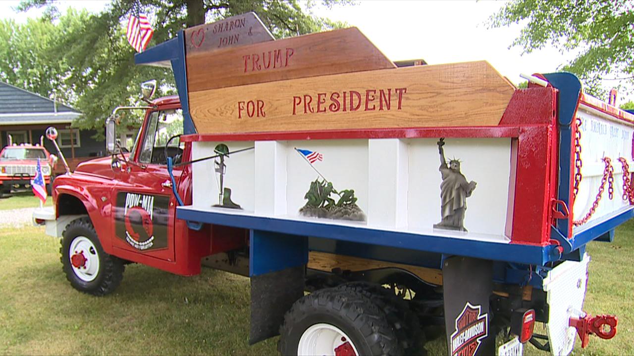 Trump truck_86589