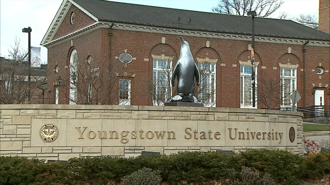 Youngstown State University in Youngstown, Ohio_88297