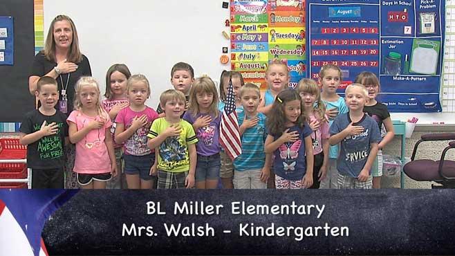 BL Miller Elementary – Mrs. Walsh - Kindergarten_93326