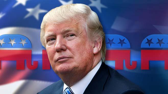 Donald Trump – Republican Presidential Candidate_92217