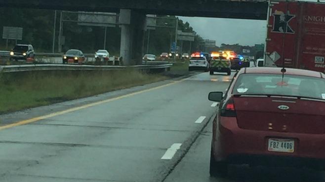 Mahoning County Sheriff's van accident_93290
