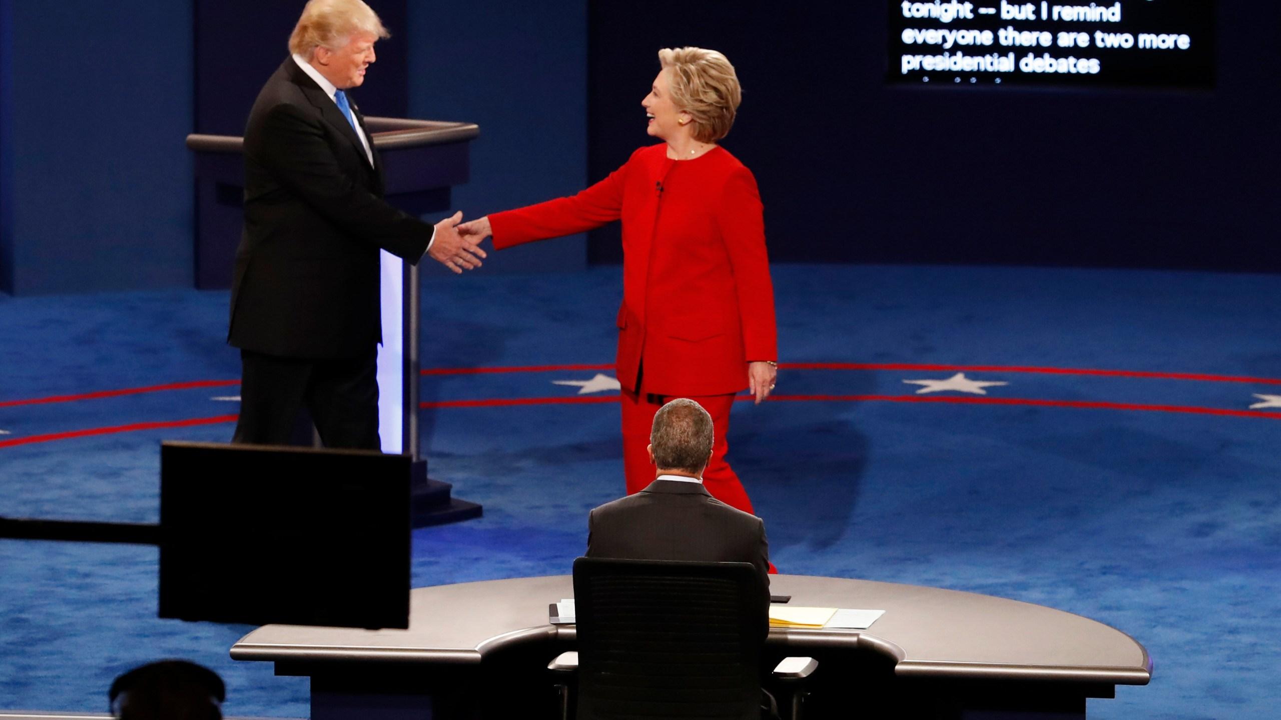 Campaign 2016 Debate_96842