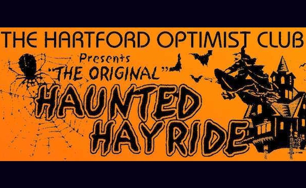Hartford Optimist Club The Original Haunted Hayride_96678