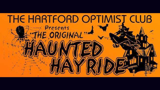 Hartford Optimist Club The Original Haunted Hayride_96678