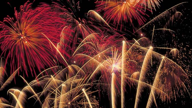 July 4th Fireworks and Events_107287