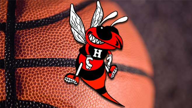 Hickory Hornets high school basketball_111404