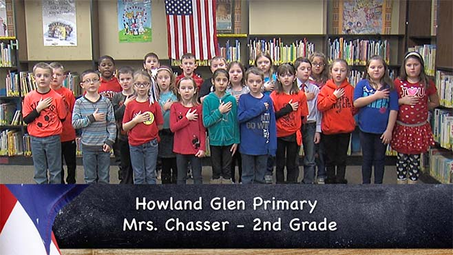 Howland Glen Primary - Mrs. Chasser - 2nd Grade_111162