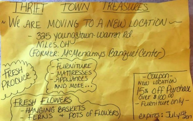Thrift Town Treasures