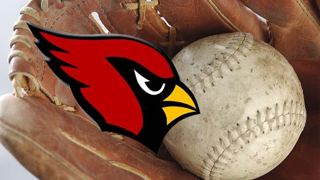 Canfield Cardinals High School Baseball – Canfield, Ohio_122393