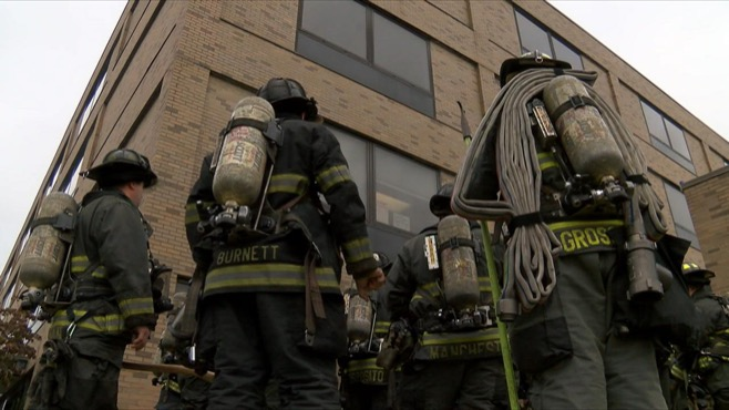high rise fire training youngstown 9_122412