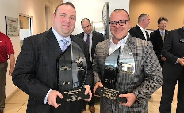 Sweeney Chevrolet award_123057