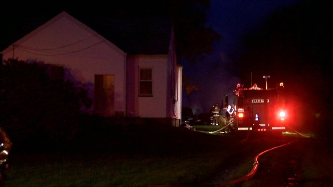 Barn fire near Trumbull Co. takes several fire departments ...