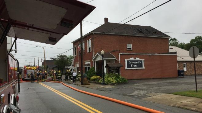 Sharpsville Floral Fire_126270