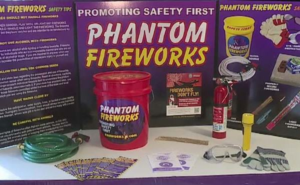 Daybreak Nation on Location_ Phantom Fireworks_127760